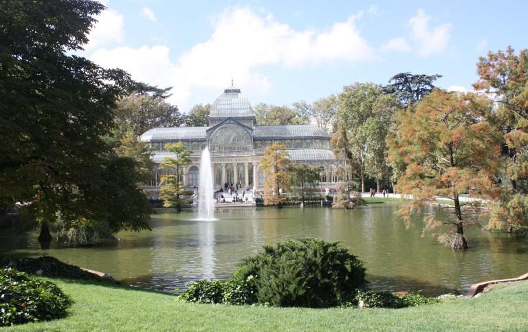 Palacio de Cristal, Madrid